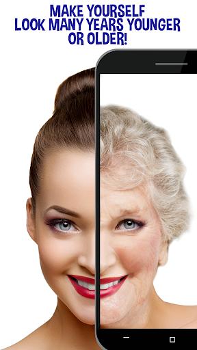 Gender Swap and Aging Camera App screenshot 1