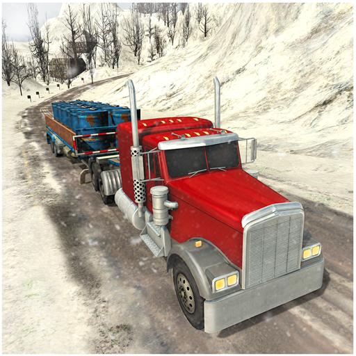 Offroad Snow Truck Driver 3D