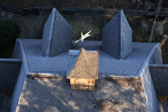 Photo: Barn Roof From Above