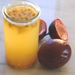 Passionfruit Sparkling Mineral Water