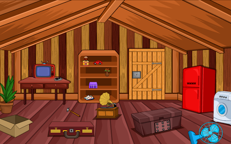 Escape Games-Attic Room 1.0.4 screenshot 1026227