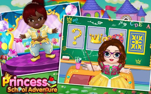 Princess School Adventure- screenshot thumbnail