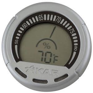 Xikar Digital hygrometer Gauge