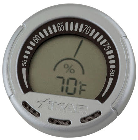 Xikar Digital hygrometer Gauge