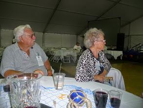 Photo: Past President Bob and Dorothy Larson