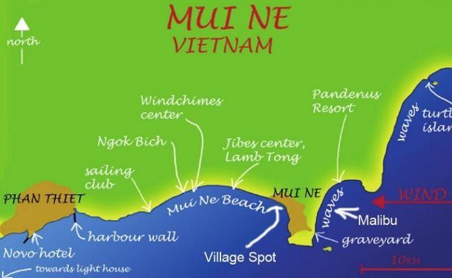 муйня вьетнам