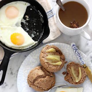 Chestnut Flour Biscuits.