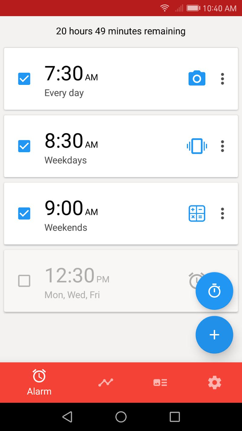 Alarmy (Sleep If U Can) - Pro Screenshot 6