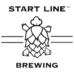 Logo for Start Line Brewery