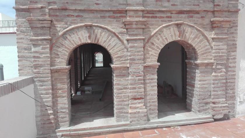 El proyecto respeta la tipología arquitectónica de casa palaciega.