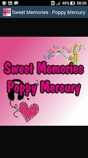 Sweet Memories - Poppy Mercury - náhled