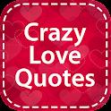 Crazy Love Quotes icon