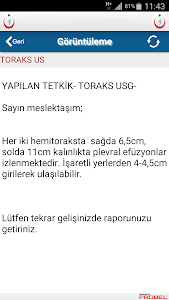 İzmir Göğüs H. Hastanesi Mobil screenshot 7