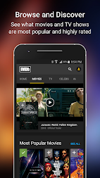 IMDb Movies & TV APK screenshot thumbnail 7