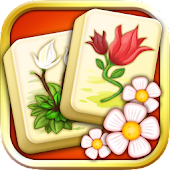 Mahjong Flower Garden - Fall Harvest