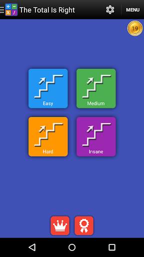 Numbers Game! 6 Countdown Math apktram screenshots 1