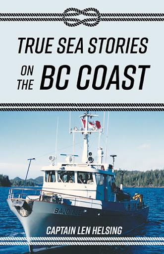 True Sea Stories on the BC Coast cover