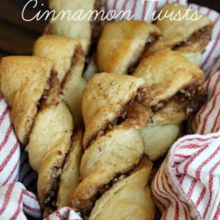 Cinnamon Twists.