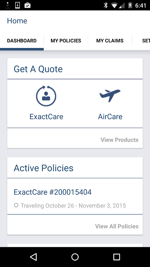 Berkshire Hathaway Travel- screenshot