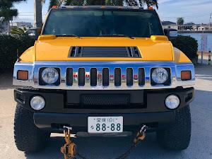 H2  07,HUMMER,LUXPXG三井D車のカスタム事例画像 ヨシクマ🇺🇸🍍さんの2020年02月11日13:12の投稿