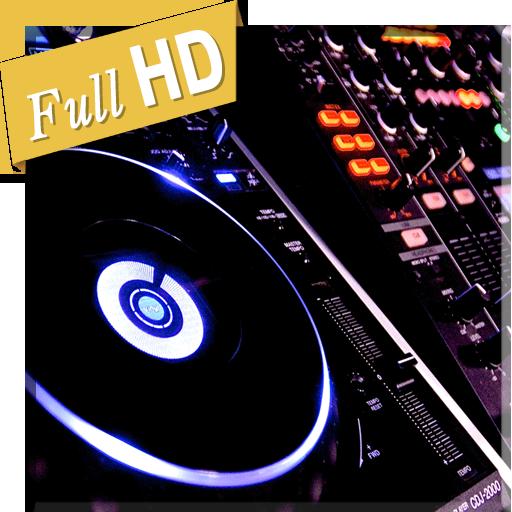 Real DJ Disco Music HD LWP