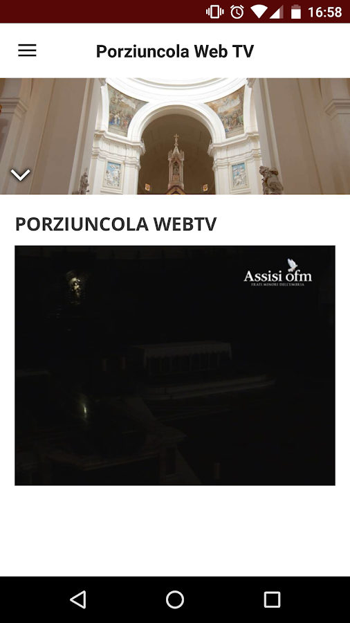 Frati Assisi- screenshot