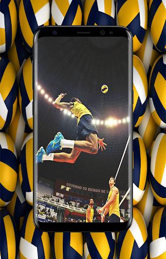 ... Volleyball Wallpaper screenshot 4 ...