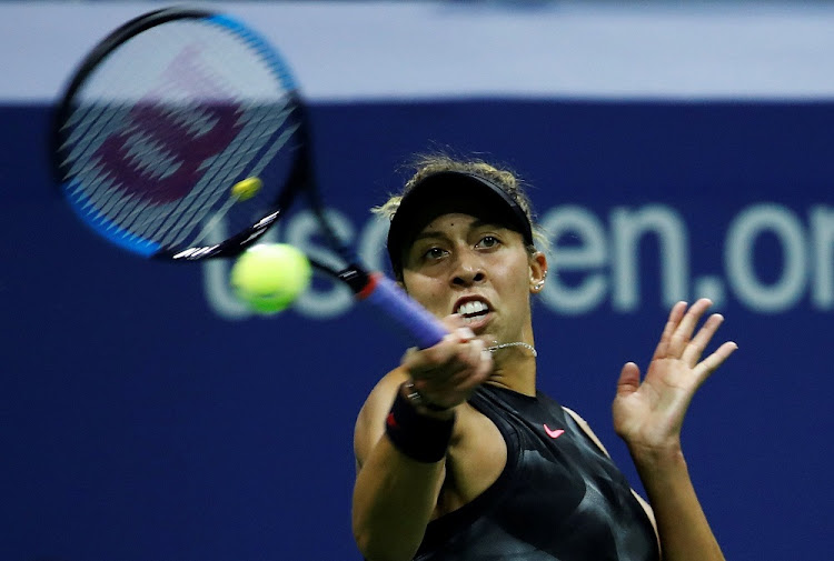 Madison Keys. Picture: REUTERS