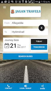 Jagan Travels - náhled