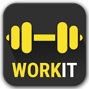 WORKIT - Gym Log, Workout Tracker, Fitness Trainer  Icon