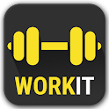 WORKIT Gym Log Workout Tracker icon