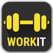 WORKIT Gym Log Workout Tracker