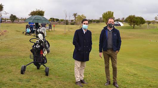 Los mejores amateurs participan en el Torneo de Golf Ciudad de Almería