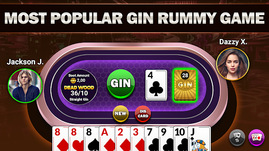 Download Gin Rummy Offline Free Rummy Card Game For Pc Windows And Mac Apk 1 0 Free Card Games For Android