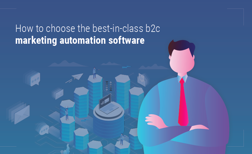 Use-Cases and Questions to ask when choosing B2C Marketing Automation Software Product. Source: WebEngage
