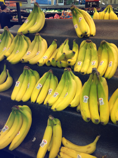 Photo: We love bananas!