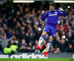 Eden Hazard mogelijk even buiten strijd