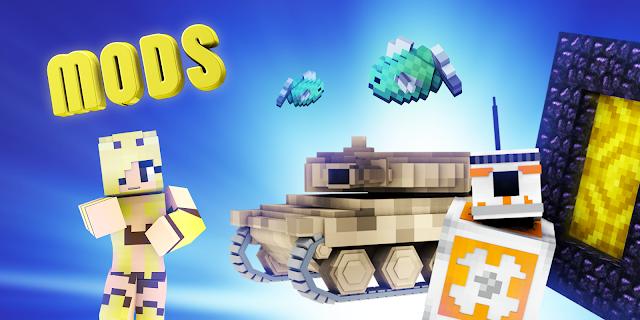 MOD-MASTER for Minecraft PE screenshot 10