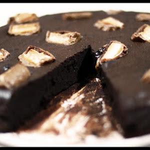 Chocolate Fondant and Mars