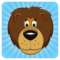 Animal Memo for Kids icon