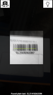 Any Barcode Scanner - náhled