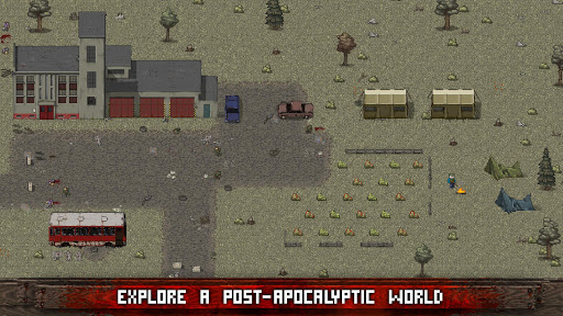 Mini DAYZ: Zombie Survival  screenshots 2