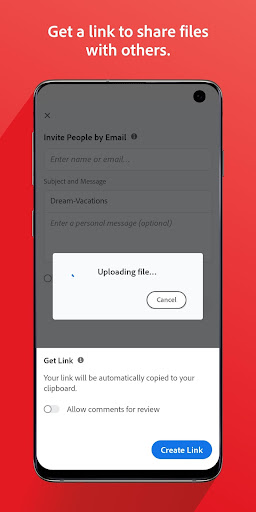 Adobe Acrobat Reader: PDF Viewer, Editor & Creator 20.0.1.11139 Apk for Android 5
