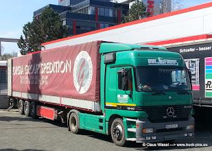 Photo: Ein alter MP1 im Fernverkehr!   ---> www.truck-pics.eu <---