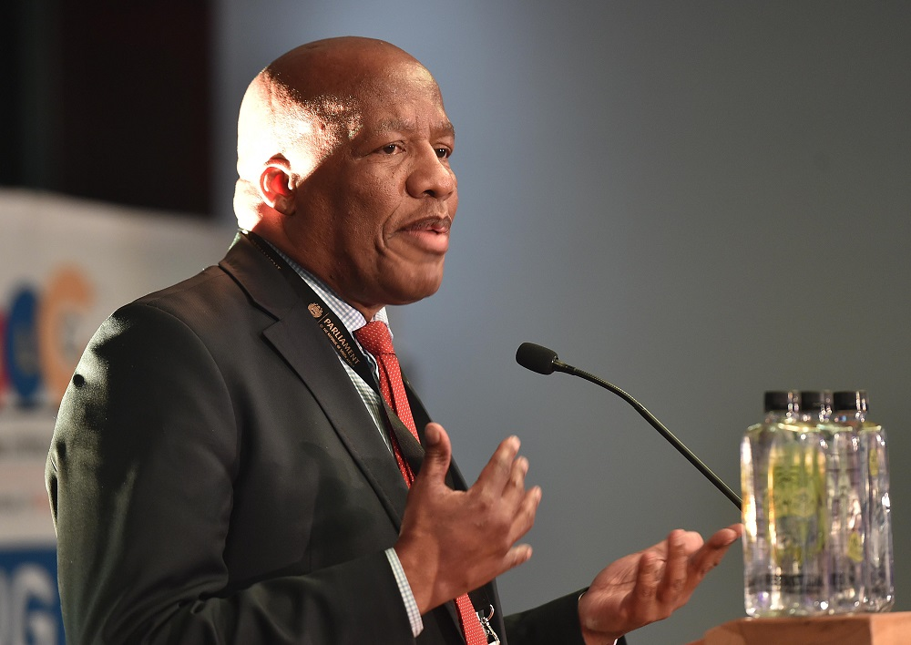 Opposition parties pay tribute to 'brave' and 'generous' Jackson Mthembu