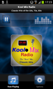 Kool Mix Radio- screenshot thumbnail