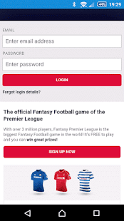 Fantasy Premier League EPL- screenshot thumbnail