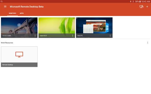 Microsoft Remote Desktop Beta 8.1.62.347 screenshots 6