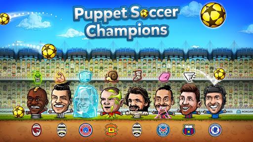 ⚽ Puppet Soccer Champions – League ❤️🏆 screenshot 4