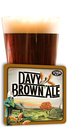 Logo of Figueroa Mountain Davy Brown Ale